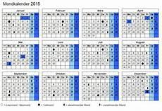 mondkalender 2015 f 252 r garten interessante fakten und