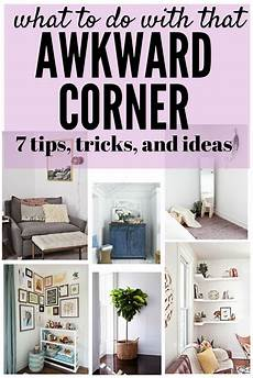 Decorating Ideas To Fill A Corner by We All That One Really Awkward Corner In Our House