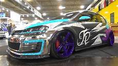 Vw Golf Gti Jp Performance Essen Motor Show 2015
