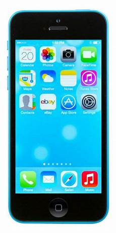 apple iphone 5c 8gb blue unlocked a1532 gsm for