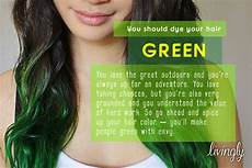 Hair Color Quiz Test