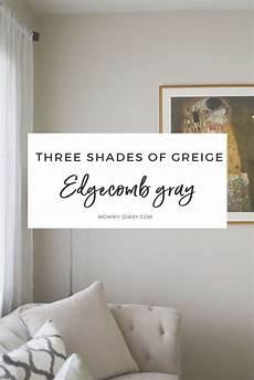 three shades of gray revere pewter edgecomb gray