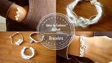 Diy Id 233 Es De Cadeaux De No 235 L Faits Les Bracelets