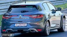 new renault megane rs 2017 teased 300bhp