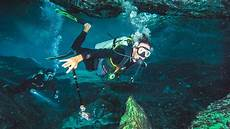 incredible cave diving youtube