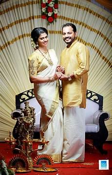 kerala wedding style traditional kerala kerala traditional couples bijin aiswarya kerala