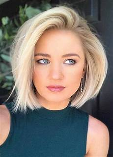 adorable blonde bob haircuts and hairstyles for women 2019