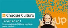 Cheques Culturels Actualite De La Jeunesse