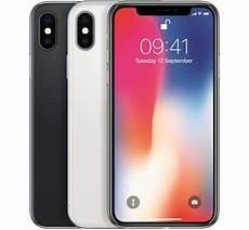 apple iphone x 64gb 256gb spacegrau silber neu