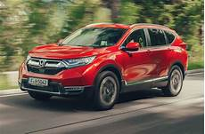 honda cr v 2018 review autocar
