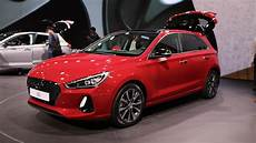 Golf Fighting 2017 Hyundai I30 Revealed In Chasing