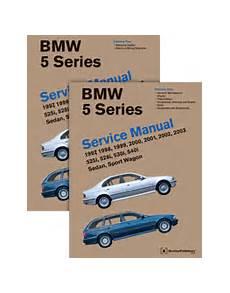 free car repair manuals 2002 bmw 530 instrument cluster 1997 2003 bmw 5 series 525i 528i 530i 540i factory service manual 2 vol set