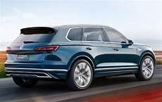 2017 Volkswagen Touareg Release Date Price And Specs