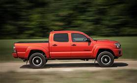 2021 Toyota Tacoma TRD Towing Capacity Automatic Changes