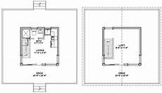 12x12 house plans 12x12 house w loft wrap around porch 12x12h1a