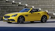 2020 mercedes slc edition top speed