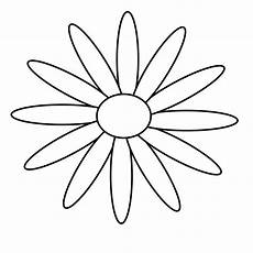 Malvorlagen Blume Einfach Coloring Pages Flowers Free Downloads