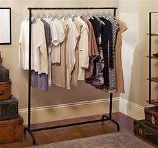 clothes rack real small space living clothing storage in tiny apartments