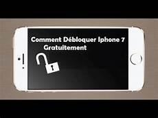 Comment D 233 Bloquer Iphone 7 Gratuitement Desimlocker