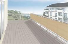brise vue balcon tissu tout temps de haute qualit 233