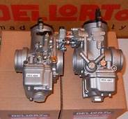 Dellorto PHM NS1/ND1 38mm PAIR Carburetors Moto Guzzi