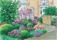 Vorgarten Vorgartengestaltung Garten Und Garten Ideen