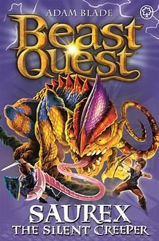 Beast Quest Malvorlagen Quest Beast Quest Saurex The Silent Creeper Ebook De Adam Blade