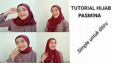 Tutorial Pasmina Simple Dengan 4 Style By Rika