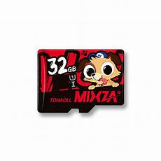 Mixza Year Rooster Limited Edition 32gb by Mixza Year Of The Limited Edition U1 32gb Tf Memory