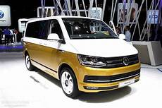 Vw Multivan 70 Years Of The Bulli Special Edition Is The