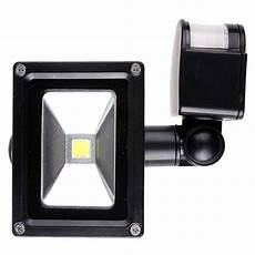 outdoor motion sensor led flood light 10w 85 265v 12v infrared induction sensor security l
