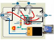 guitar effects wiring diagram build this bypass pedal to turn your stompboxes stewmac