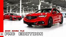 when will 2020 acura tlx be available 2020 acura tlx pmc edition