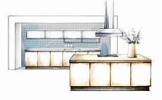 Kitchen Design Drawings by Kitchen Drawings Best Layout Room