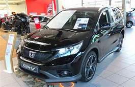 2018 Honda CRV Black Edition  Car US Release