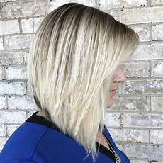 most popular long inverted bob hairstyles