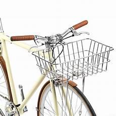Fahrrad Mit Korb - blb brick bikes basket korb f 252 r vorderradmontage