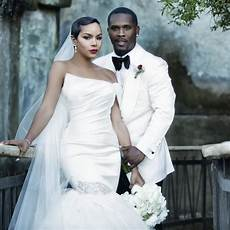just married letoya luckett and tommicus walker black nuptials