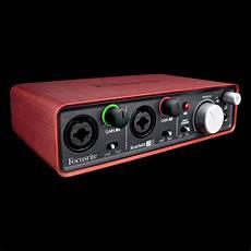 focusrite 2i2 focusrite 2i2 usb audio interface 1st ebay