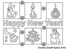 Malvorlagen Happy Bilder Zum Ausmalen Happy New Year