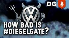 vw diesel how bad is dieselgate really