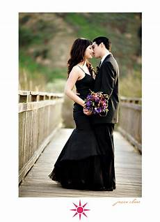 black cocktail wedding designs wedding