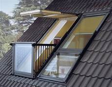 velux cabrio balcony window at rs 475000 sqft window