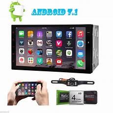 tocado 7 quot android 6 0 4g wifi in dash 2din car radio gps