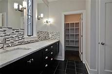 backsplash bathroom ideas 13 beautiful backsplash ideas bynum design