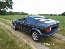 1986 Vw Golf 1 Cabrio Roadster Custom Tuning For Sale