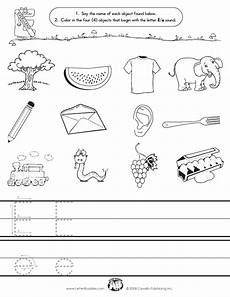 letter e beginning sounds worksheets 24099 initial sounds worksheet e