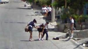 The Weirdest Things Captured By Google Street View  ABC News
