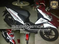 Modifikasi Stiker Motor Beat by Beat Fi Modifikasi Stiker Thecitycyclist