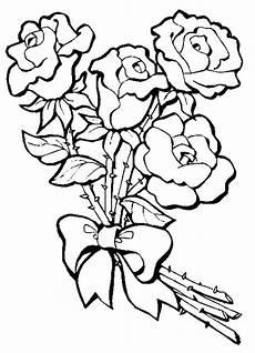 Malvorlagen Blumen Ausmalbilder Blumen 3 Ausmalbilder